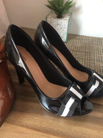 Sapatos novos 37 - Foto 5