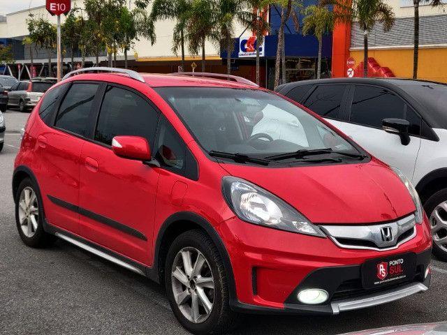 Honda Fit Twist Automático Whatsapp: * - Foto 2