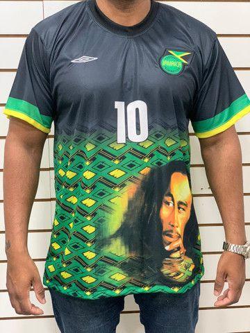 3 camisetas de time por 99,00 - Foto 3