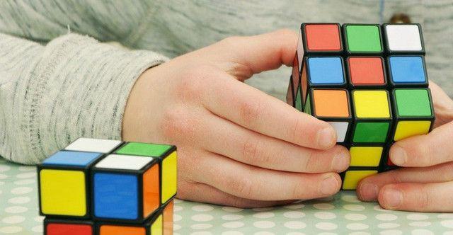 Cubo magico de 67MM - Foto 2
