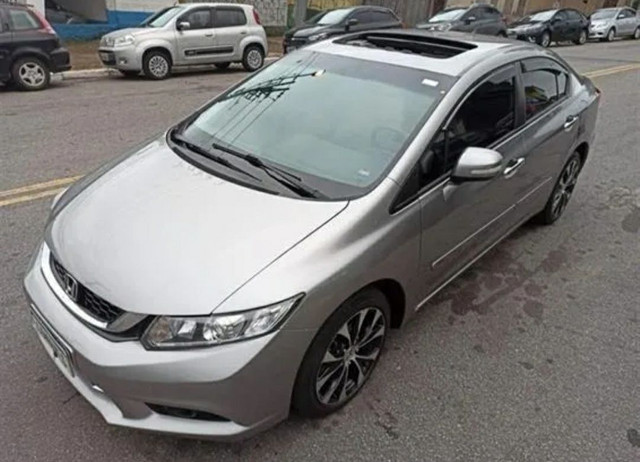 VENDO HONDA CIVIC/PARCELADO  - Foto 2