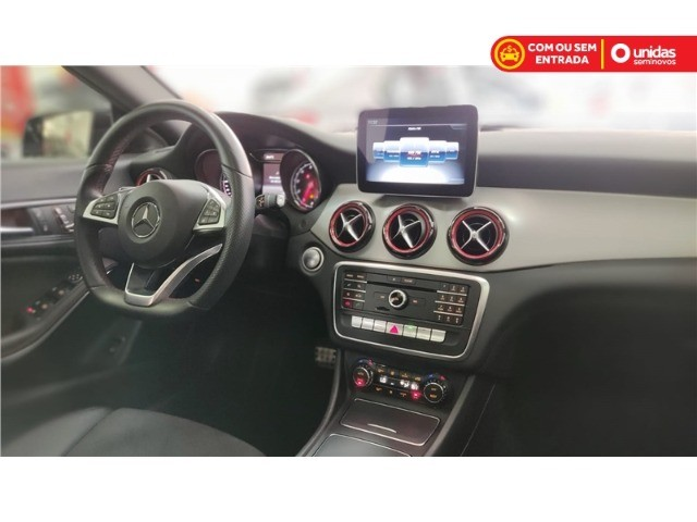 Cla 250 Sport 2.0 Automática 2018 - Teto Solar e só tem 30.000 km - Sinto Selfie ! - Foto 9