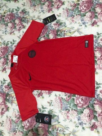 Camisa PSG (VERMELHA) - Foto 2