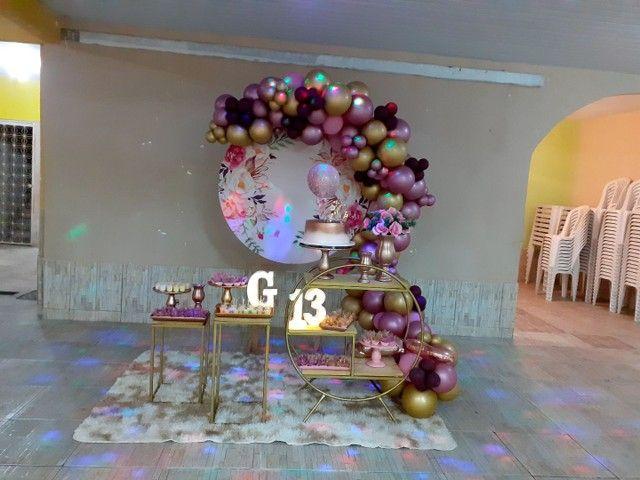 Alugo salão de festas Geovanna  - Foto 5
