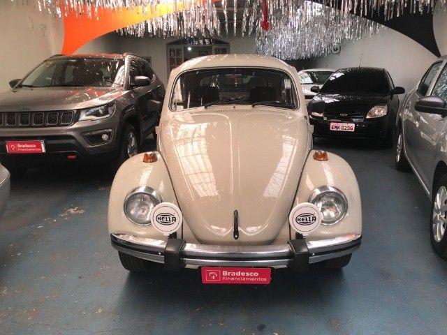 VW Fusca 1600 - Placa Preta - Colecionador - Foto 2