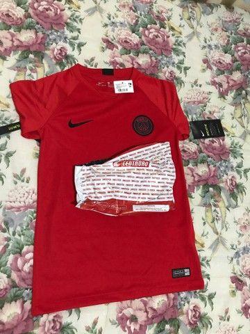 Camisa PSG (VERMELHA) - Foto 6