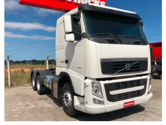 financiamos caminhão ate 100% Volvo Fh500 6X4 Ano 2014
