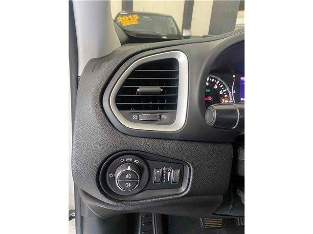 Jeep Renegade 1.8 Flex Longitude Automático 2019!!! - Foto 15