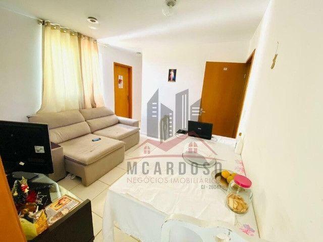 Apartamento 02quartos Samambaia, garagem coberta, Aceita Financiamento - Foto 5