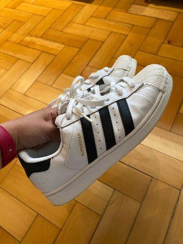 Tenis Adidas superstar tamanho 36