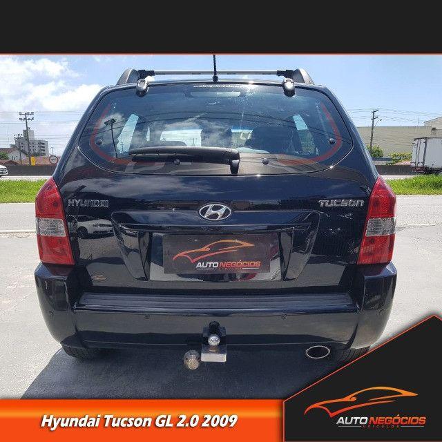 Hyundai Tucons GL 2.0 2009 - Foto 5