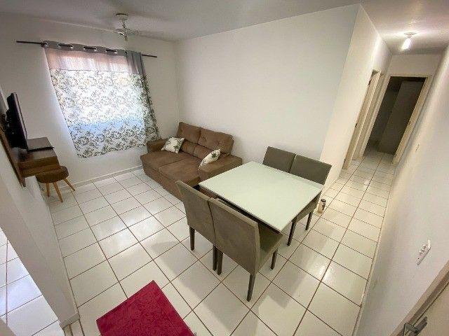 Locação Por Temporada) Apartamento mobiliado - Foto 9