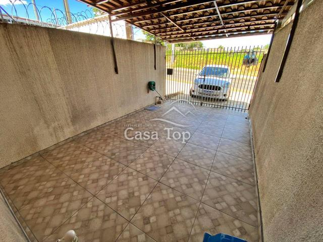 Casa à venda com 2 dormitórios em Boa vista, Ponta grossa cod:3645 - Foto 8