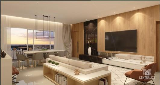 Apartamento à venda com 3 dormitórios em Estrela, Ponta grossa cod:1537 - Foto 2
