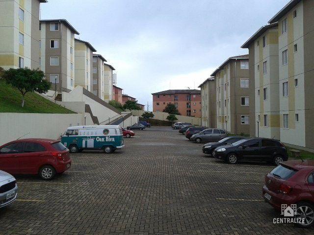 Apartamento à venda com 2 dormitórios em Estrela, Ponta grossa cod:365 - Foto 3