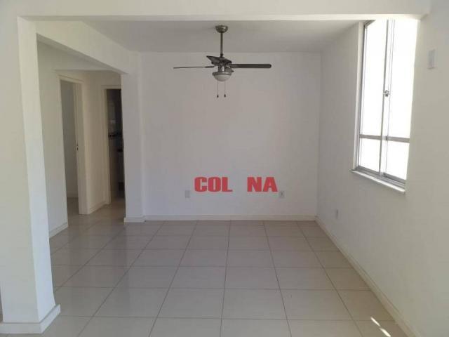 Apartamento com 2 dormitórios para alugar, 45 m² por R$ 1.000,00/mês - Santa Rosa - Niteró - Foto 7