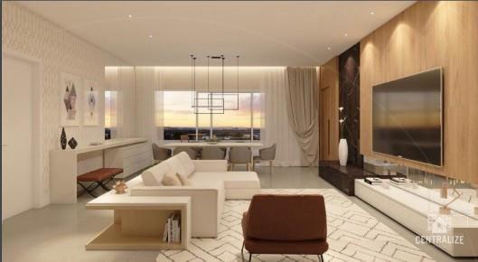 Apartamento à venda com 3 dormitórios em Estrela, Ponta grossa cod:1537 - Foto 3