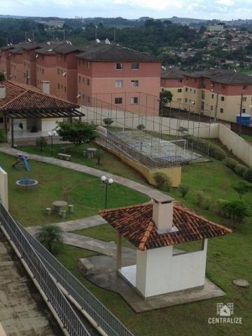 Apartamento à venda com 2 dormitórios em Estrela, Ponta grossa cod:365 - Foto 4