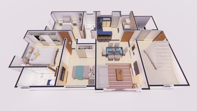 Apartamento à venda com 3 dormitórios em Castelo, Belo horizonte cod:ATC4272 - Foto 10