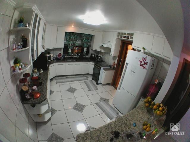 Casa de condomínio à venda com 4 dormitórios em Nova russia, Ponta grossa cod:423 - Foto 8