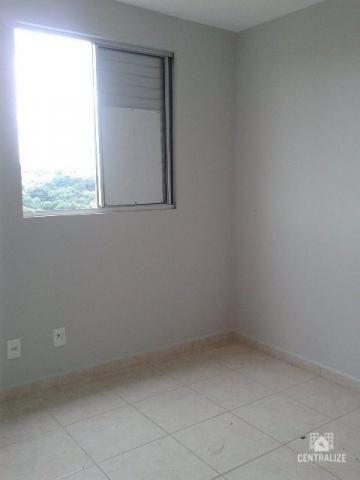 Apartamento à venda com 2 dormitórios em Estrela, Ponta grossa cod:365 - Foto 11