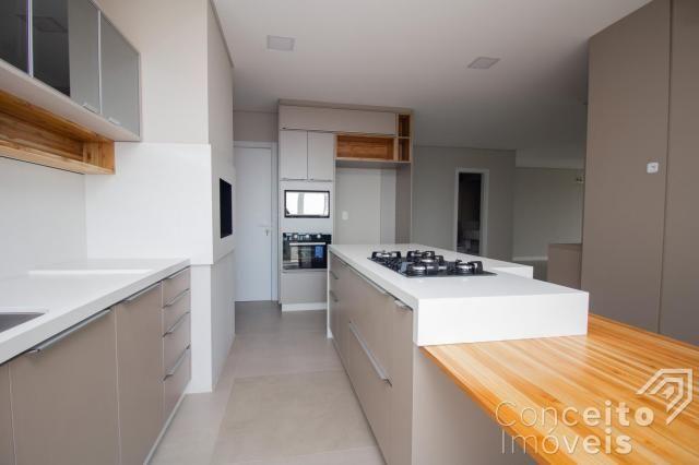 Apartamento à venda com 3 dormitórios em Jardim carvalho, Ponta grossa cod:391691.001 - Foto 14