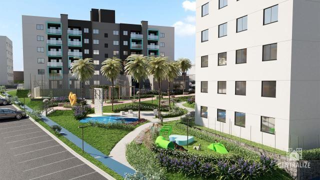 Apartamento à venda com 3 dormitórios em Contorno, Ponta grossa cod:1589 - Foto 8