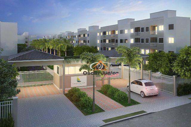 Apartamento com 2 dormitórios à venda, 49 m² por R$ 169.735,00 - Centro - Eusébio/CE - Foto 13