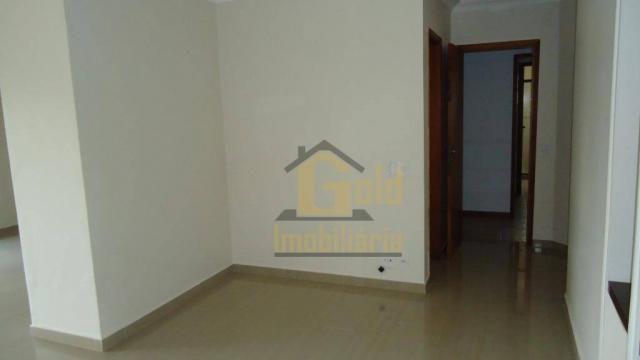 Apartamento com 4 dormitórios para alugar, 155 m² por R$ 2.500,00/mês - Jardim Irajá - Rib - Foto 5