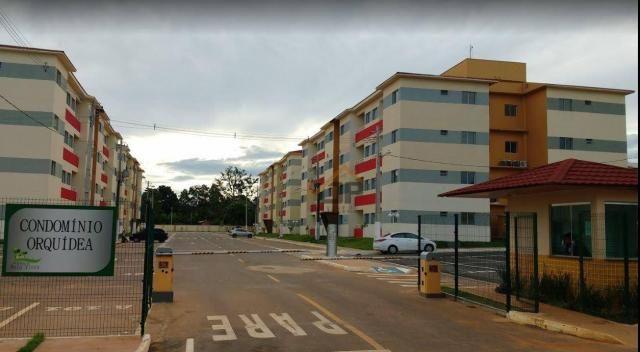 Apartamento com 2 dormitórios à venda, 51 m² por R$ 88.827,93 - Zona Rural - Iranduba/AM