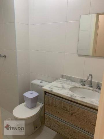 Apartamento 90 m² - alugar - 3 dormitórios - 2 suítes - Bairro Pau Preto - Indaiatuba/SP - Foto 18