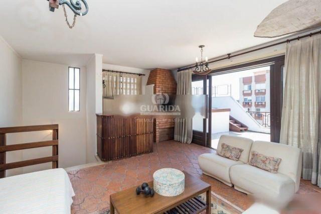 Cobertura para aluguel, 3 quartos, 1 suíte, 1 vaga, MENINO DEUS - Porto Alegre/RS - Foto 13