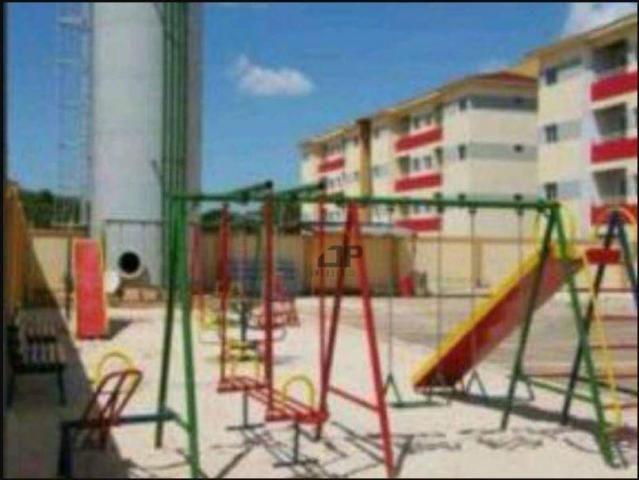 Apartamento com 2 dormitórios à venda, 51 m² por R$ 88.827,93 - Zona Rural - Iranduba/AM - Foto 4