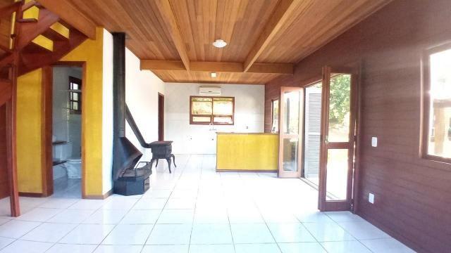 Casa em Condomínio para aluguel, 3 quartos, 1 suíte, 2 vagas, Cascata - Porto Alegre/RS - Foto 3