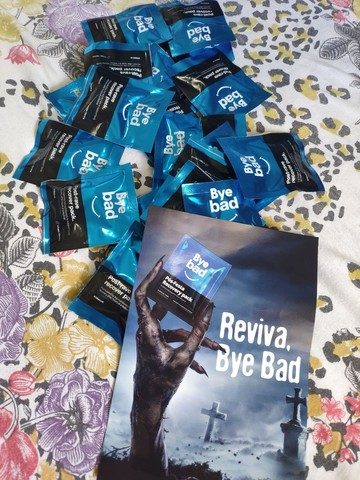 Byebad - Recovery Pack