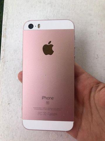 Iphone se 64gb rose - Foto 3