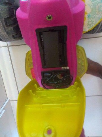 Moto elétrica infantil - Foto 4