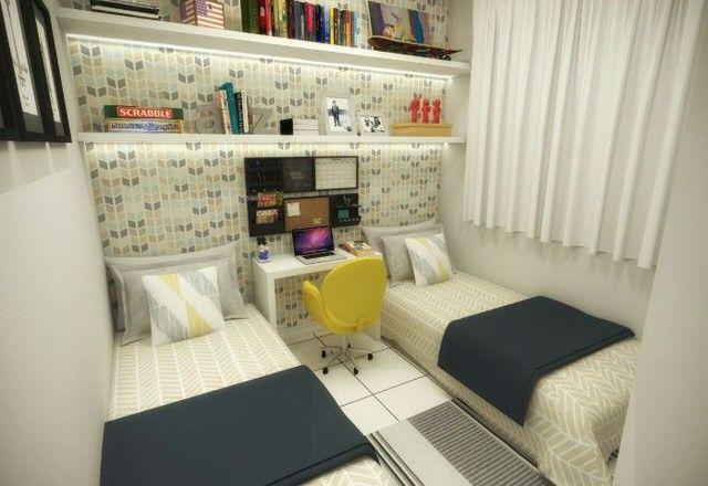 GÊ Apartamento, bairro Jangurussu, 2 dormitórios, 2 banheiros, 1 vaga. - Foto 6