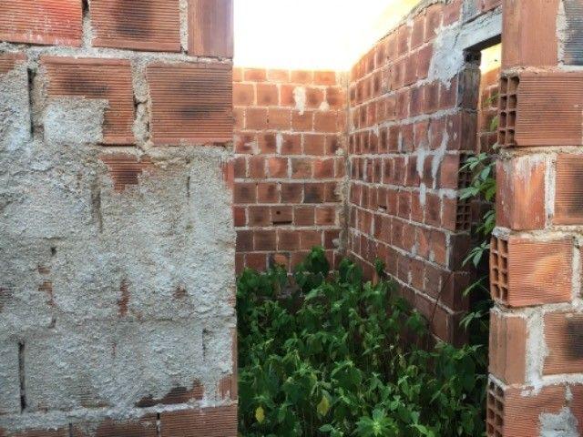 Terreno com casa em construção em ponto de laje  - Foto 12
