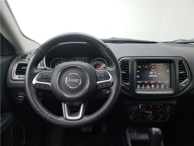 Jeep Compass 2017 2.0 16v flex longitude automático - Foto 13
