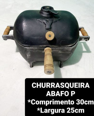 CHURRASQUEIRAS A BAFO  - Foto 3