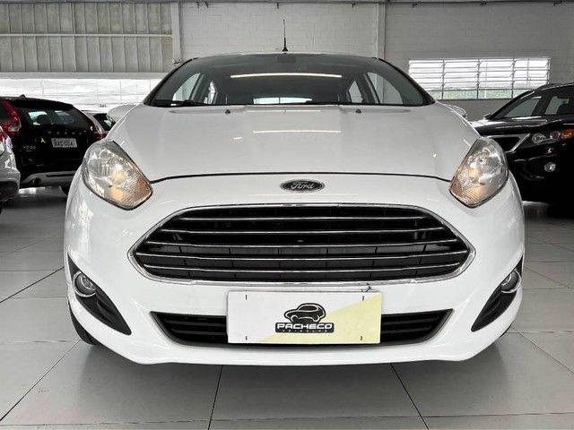 Ford New Fiesta Hatch 1.6 TITANIUM POWERSHIFT - Foto 2