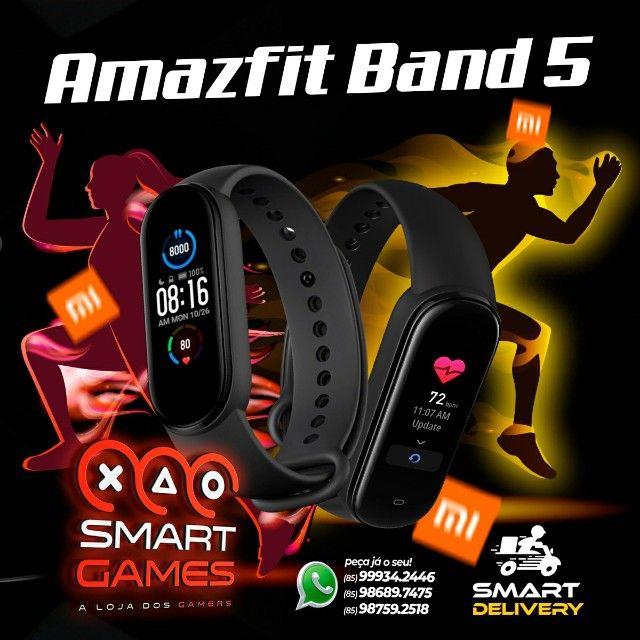 Amazfit Band 5 -  Qualidade e garantia - Foto 3