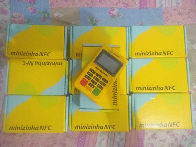 Máquina de cartão sem aluguel - Foto 3
