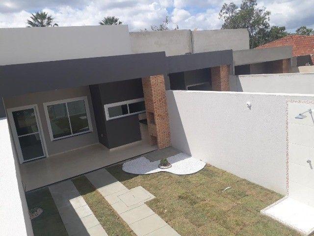 GÊ Moderna Casa, 2 dormitórios, 2 suítes, 2 banheiros, 2 vagas. - Foto 2