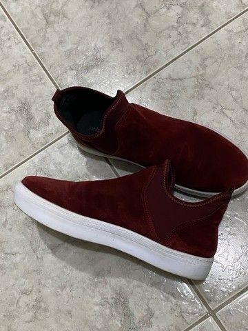 Sapato Vinho - Foto 4