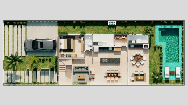 Grande lançamento no Eusébio, Lindas casas em Rua Privativa em excelente localização. - Foto 16