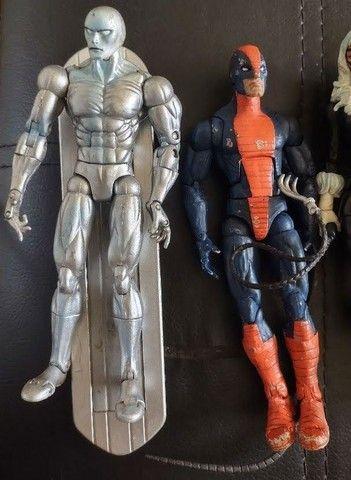 Vendo lote de 5 Bonecos Marvel Legends e Toybiz - Foto 3