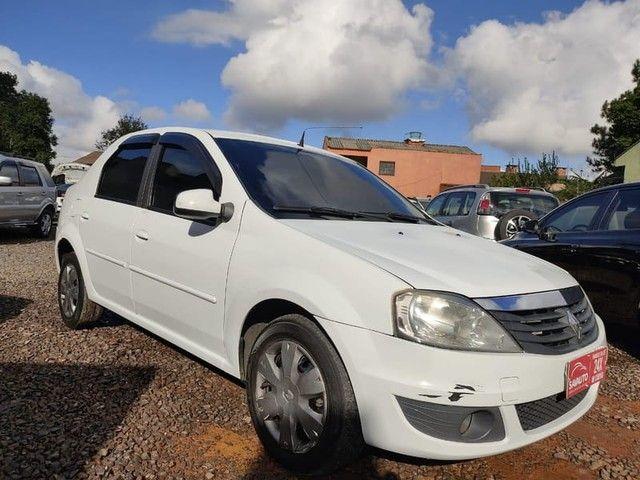 Renault LOGAN EXPRESSION 1.6 16V HI-FLEX MEC - Foto 3