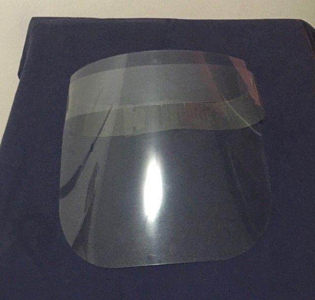 5,00 Máscara Protetora Tipo Face Shield - Foto 3